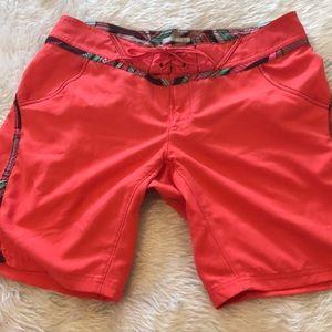 Columbia women's board shorts